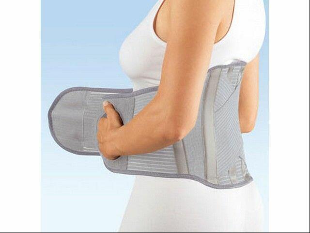 Les réponses aux critères de choix sont les suivantes   - ceinture de  soutien ... 45972ec2452